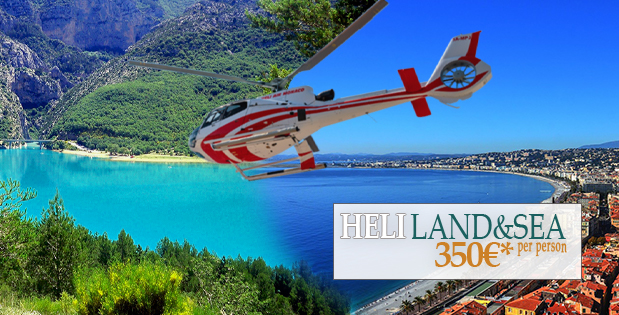 Heli Land & Sea - Héli Air Monaco