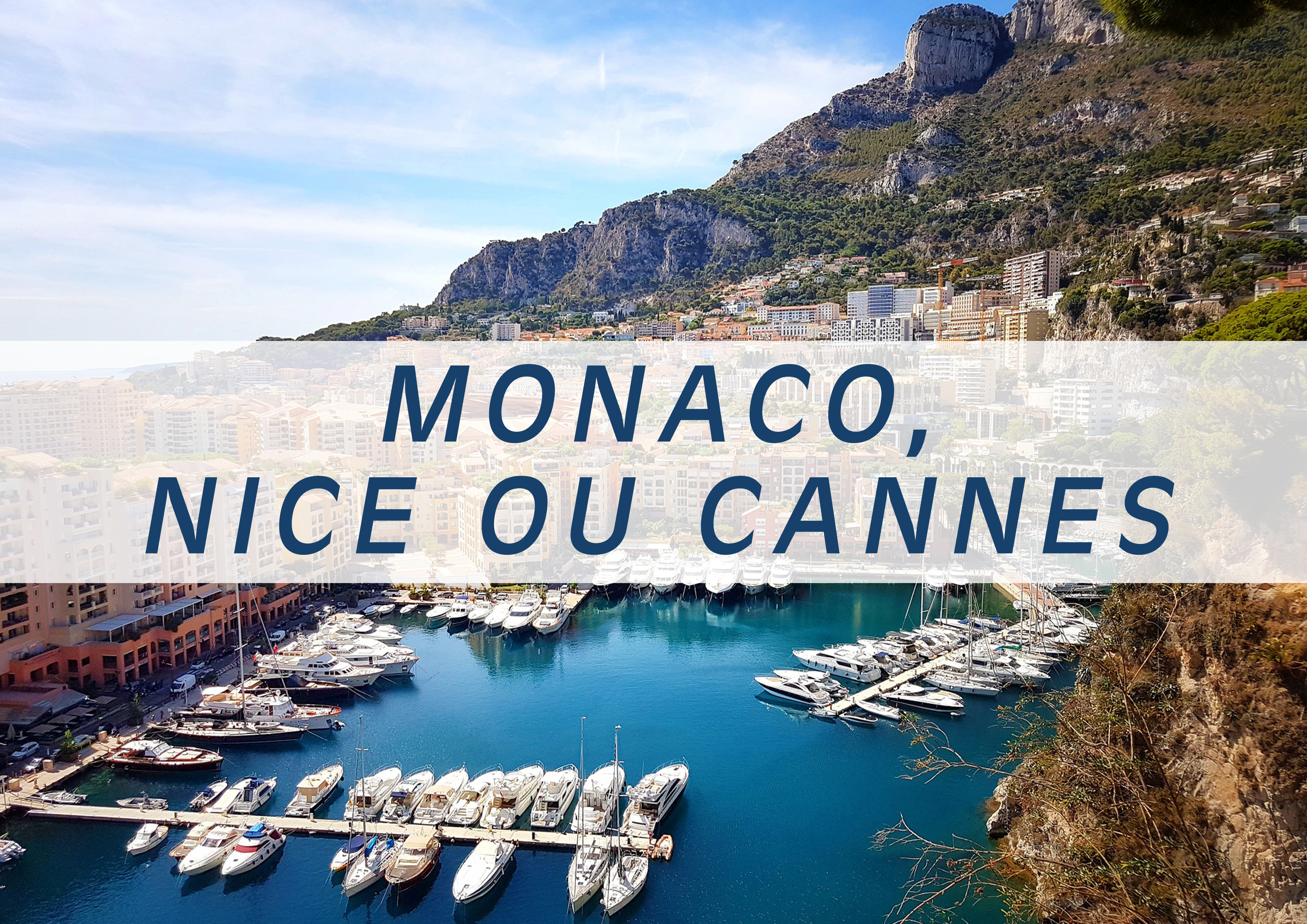 Departure from Monaco, Nice or Cannes - Heli Land & Sea - Heli Air Monaco