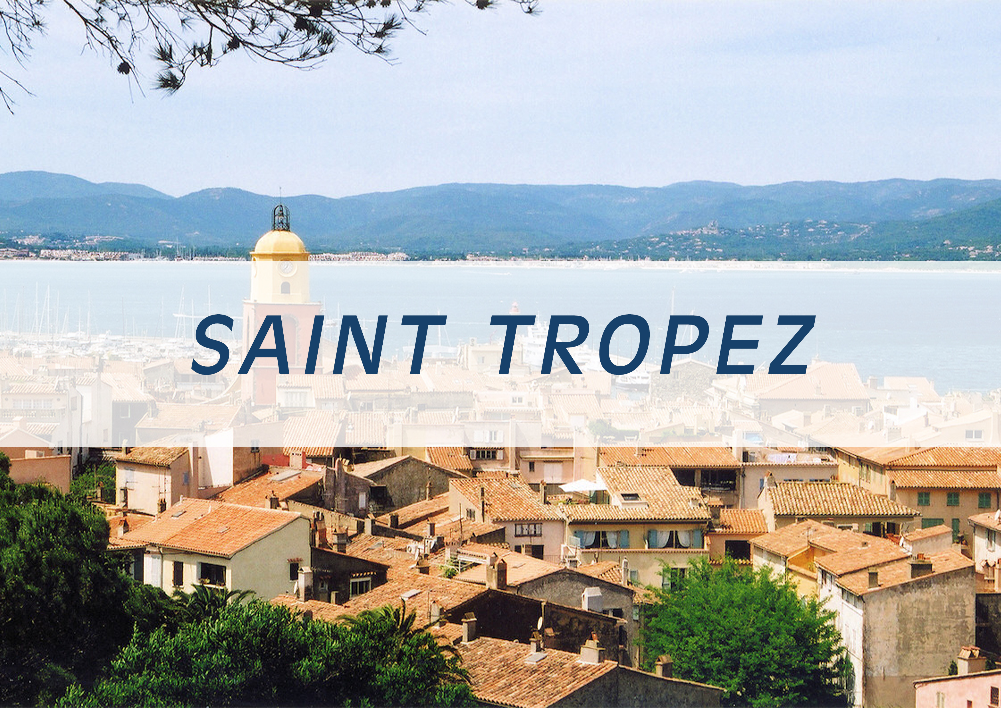 Overview of Saint Tropez - Heli Land & Sea - Heli Air Monaco